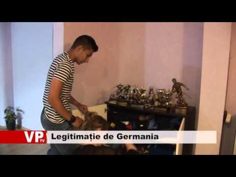 Legitimație de Germania