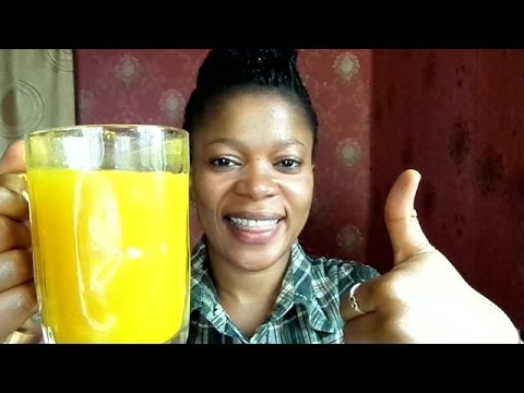 THIS WILL HAPPEN TO YOUR BODY IF YOU DRINK TURMERIC WATER EVERYDAY