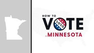 How To Vote In Minnesota 2020