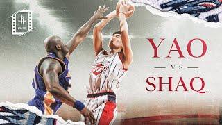 Rockets Cuts | Ep. 18 | Yao vs. Shaq | Houston Rockets