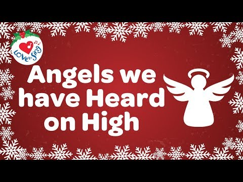 Epiphany Day 3 Angels We Have Heard