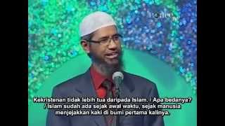 Video Dr. Zakir Naik Menerima Tantangan Seorang Ateis MP3, 3GP, MP4, WEBM, AVI, FLV September 2019