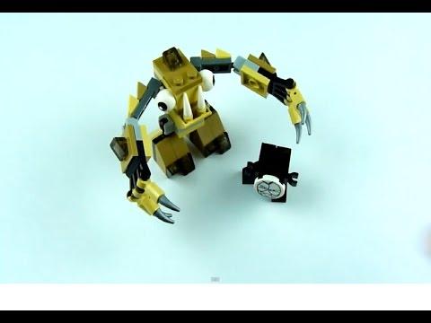 Vidéo LEGO Mixels 41523 : Hoogi