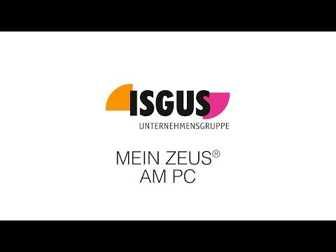 ISGUS Mein ZEUS® Zeiterfassung