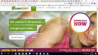 NEW earnmoney зарабатываем от 2$ в день,на своем компе!!!!