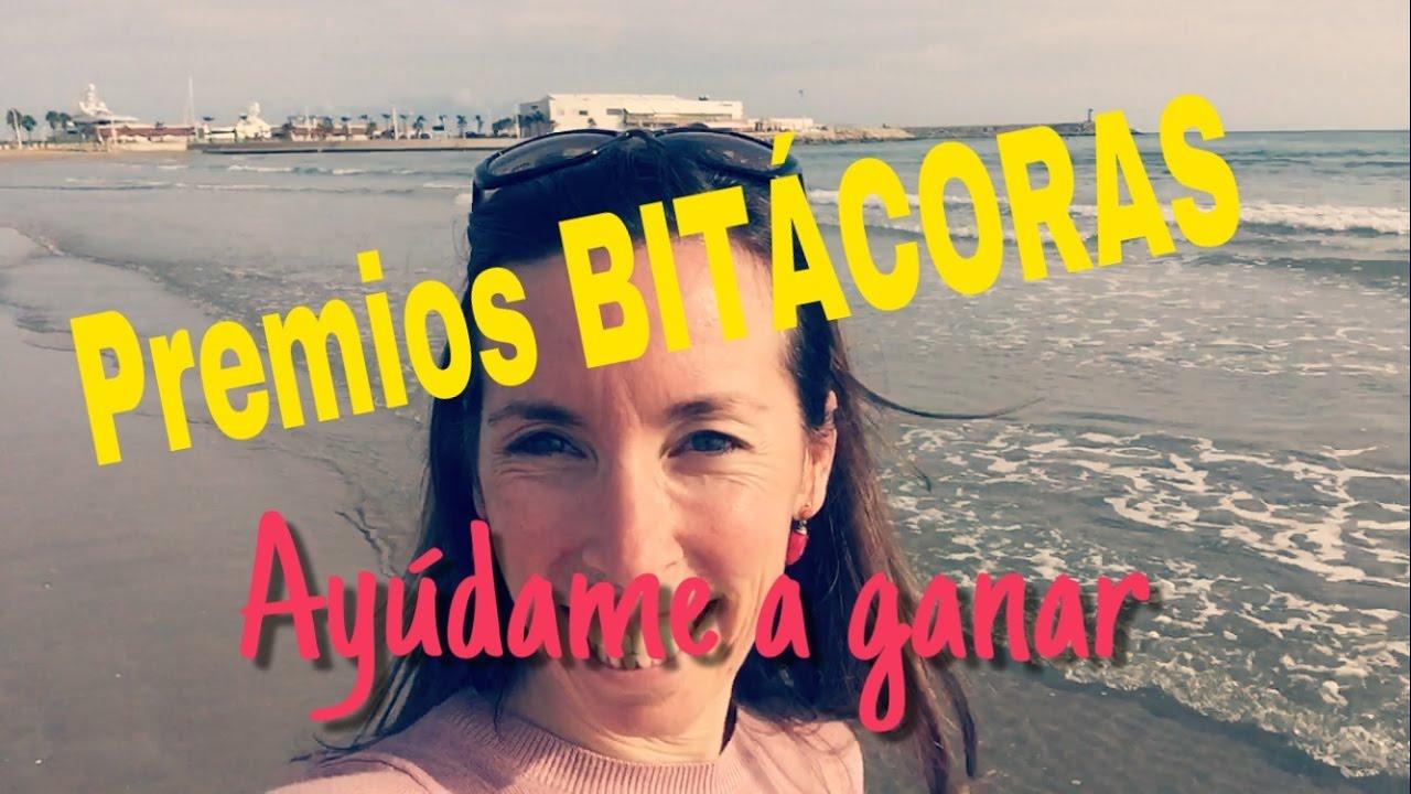 Premios Bitácoras: Voy 3a, ¡Ayúdame a ganar!