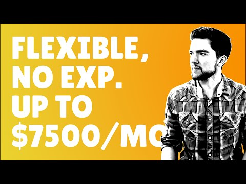 Download No Experience Work-From-Home Job (Up to $7500/Month) 2020 Mp4 HD Video and MP3