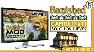 Banished Colonial Cap11 - MusVille - Spanish