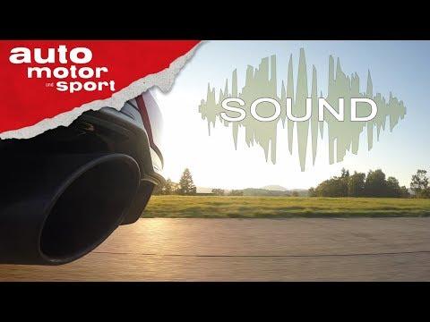 Audi RS5 (F5) - Sound | auto motor und sport