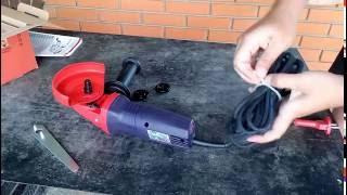 SPARKY M 750E - відео 2