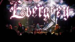 Evergrey The Masterplan live in Bucharest 2009