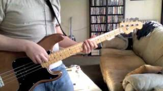 I Have Seen - Zero 7 Bass Cover