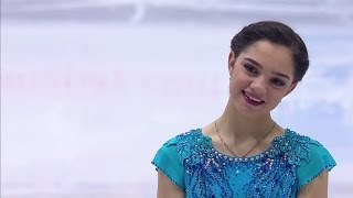 2017 Russian Nationals - Evgenia Medvedeva SP ESPN