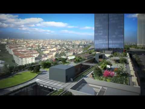 Nidakule Ataşehir Batı Videosu