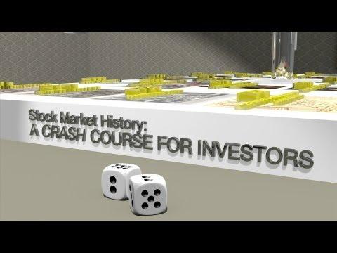 Stock Market History: A Crash Course for Investors, Part 1