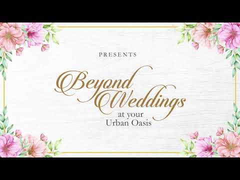 Beyond Weddings at Your Urban Oasis