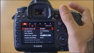 How to Set Up Your Camera to Shoot Video