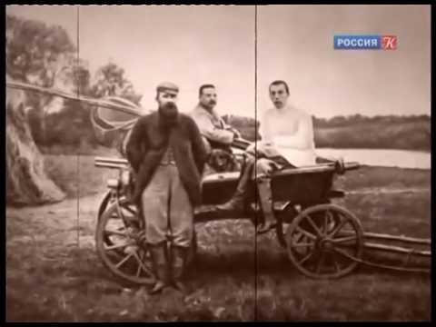 Сергей Рахманинов в Ивановке   Rakhmaninov in his village Ivanovka