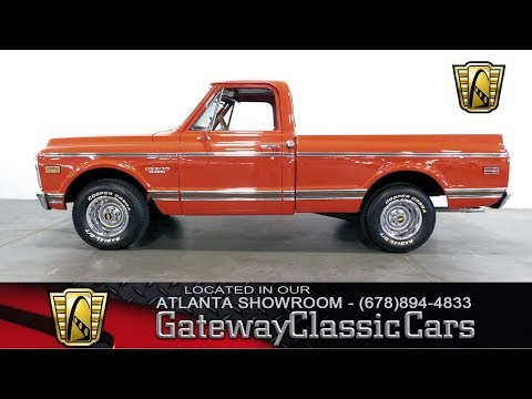 Video of '69 C10 - LV2A