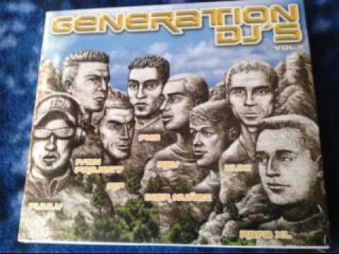 GENERATION DJ'S VOL II CD2 IVAN PROYECT VS  RAFA XL