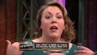 Jerry Springer : Panty Proof #1