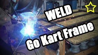 How To Make A Go Kart Frame: Go Kart Frame Plans