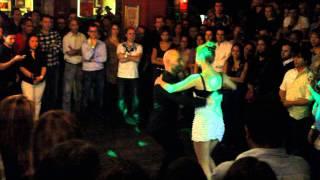 Rasa Pauzaite and Ozzie @ Dancing with the Stars