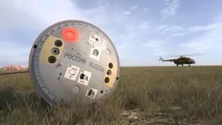 Как готовится посадка спускаемого аппарата