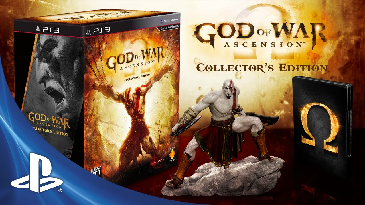 God of War Unboxed: Inside the Ascension Collector's Edition