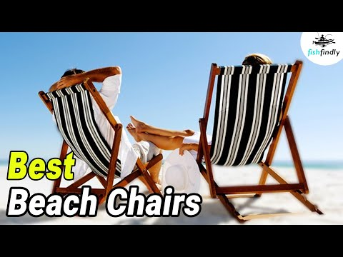 10 Best Beach Chairs In 2019