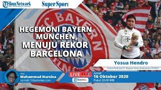 SuperSport: Hegemoni Bayern Munchen Lampaui Rekor Barcelona
