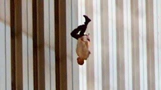 Люди падают из башен ВТЦ (11 сентября 2001 года)
