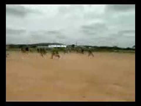 Combat and Rescue training for the Nigerian defence academy