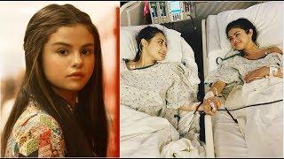 Селене Гомес сделали операцию по пересадке почки