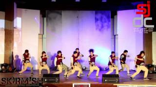 SKIRMISH (Open Street Dance Competition) | Freestylers - 1st RUNNER UP