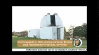 preview picture of video 'El observatorio  astronómico de oro verde'