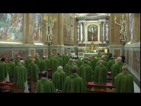 Messe à l'occasion du 25ème anniversaire de l'ordination épiscopale du Saint Père