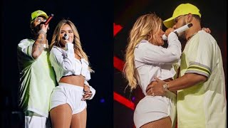 Karol G & Anuel AA   Secreto, Culpables En Vivo | Miami 2019.
