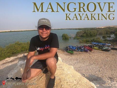 Mangrove Kayaking at The Purple Island | Buhay OFW