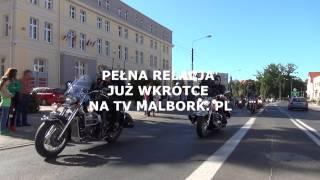 preview picture of video 'KOROWÓD MOTOCYKLISTÓW - SZTUM - DNI ZIEMI SZTUMSKIEJ - 07.08.2013 ZAPOWIEDŹ'