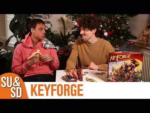 Shut Up & Sit Down reviews: KEYFORGE: CALL OF THE ARCHONS