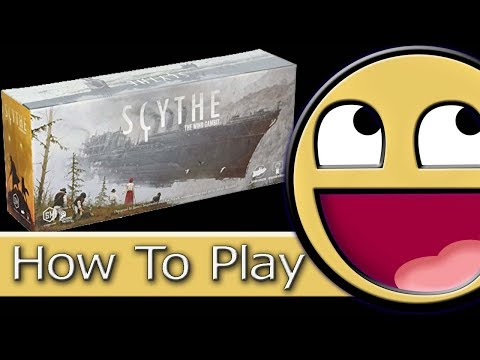 How to Play 1 Player Scythe: The Wind Gambit