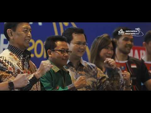 YUZU Indonesia Master 2019 - Press Conference