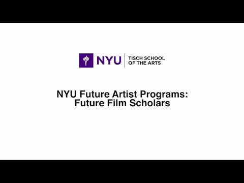 Future Film Scholars