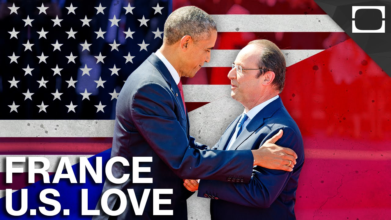 Why Do The U.S. And France Love Each Other? thumbnail