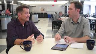 GAO: Transformational Technologies Cuppa GAO: Coffee with Our Experts (Facebook Live Chat)