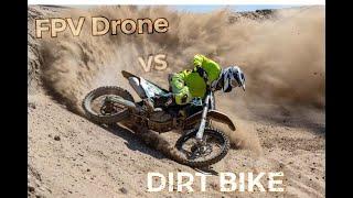 Amazing FPV drone Dirt bike shots || FPV Drone || Dirt Bike || Good Music || Awesome video