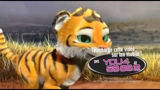 Детская песенка тигренка. Tiger Boo