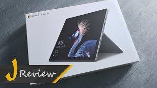 แกะกล่อง+รีวิว New Surface Pro 2017 - dooclip.me