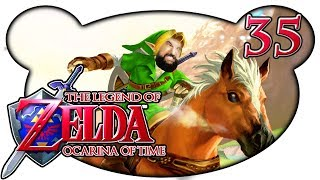 The Legend of Zelda: Ocarina of Time #35 - Coole Tricks (3DS Let's Play Gameplay Deutsch)